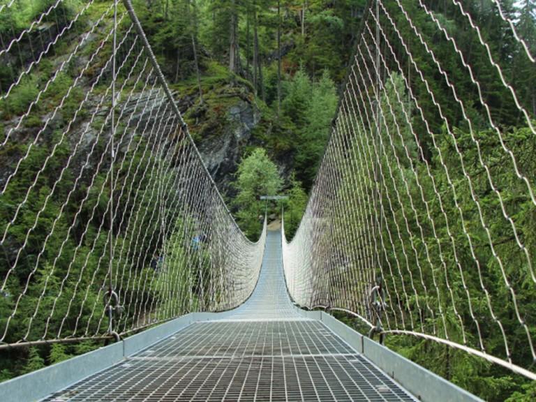 puentes metálicos