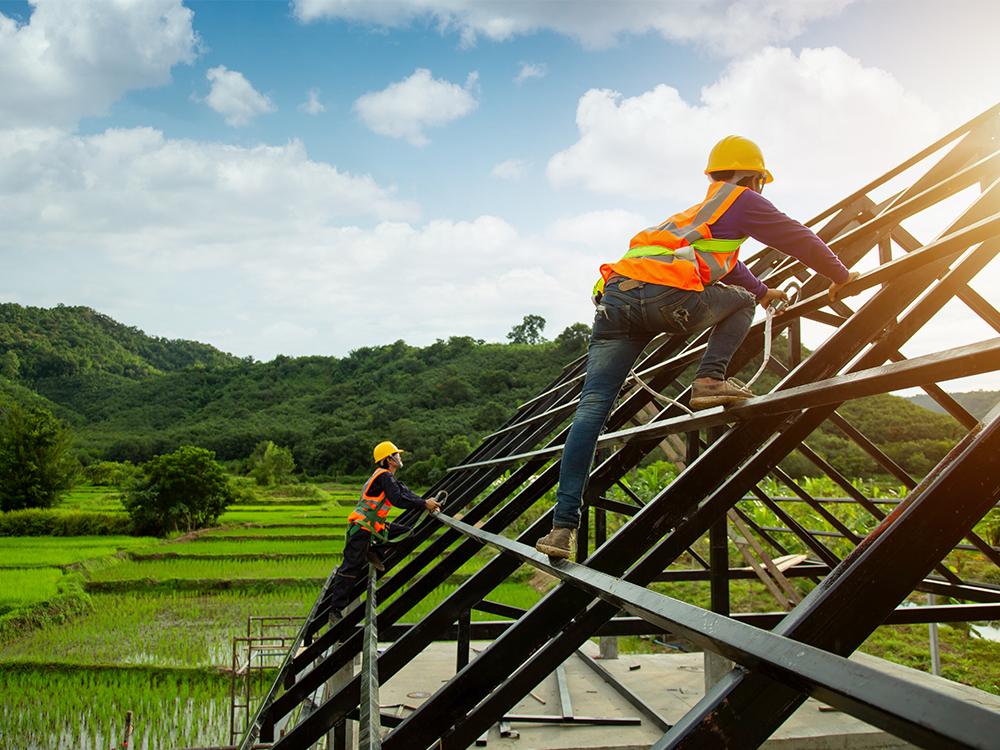instalación de tejados